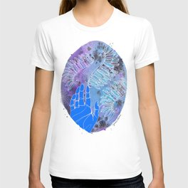 The whole world stands on kindness T-shirt