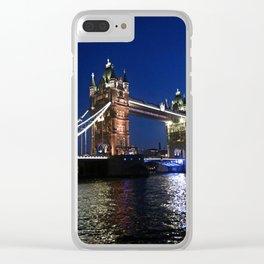 London Bridge Clear iPhone Case