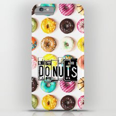 DONUTS iPhone 6 Plus Slim Case