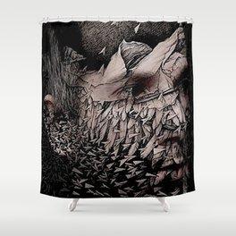 ERIK Shower Curtain