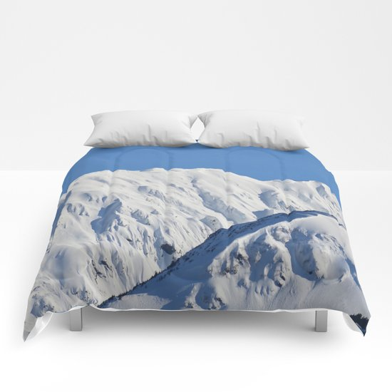 Portage Valley Mts. Comforters