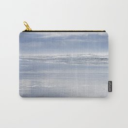 World in Blue Carry-All Pouch