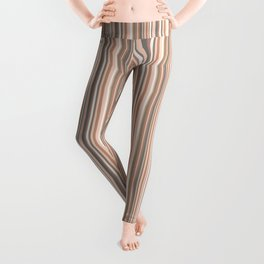 Simple pattern stripe. Leggings