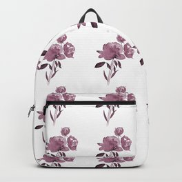 Floral Bouquet Backpack