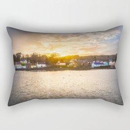 Union Hall West Cork Ireland Rectangular Pillow