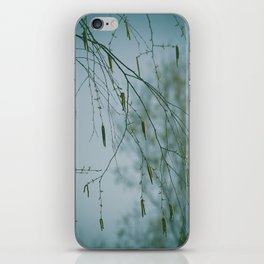 Nature's Chantilly Lace iPhone Skin