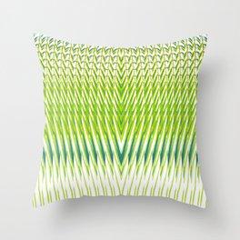 Coconut Palm Thailand Throw Pillow