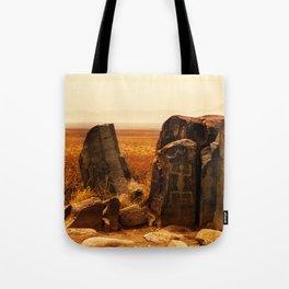 Tularosa view Tote Bag