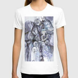Mirror Whisper T-shirt