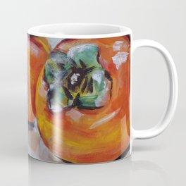 Food, fruit, persimmon, sweet, taste Coffee Mug