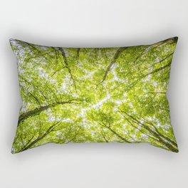 Tree Forest Sky Rectangular Pillow