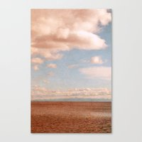 heaven Canvas Prints featuring Heaven by Claudia Drossert
