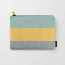 three stripes - sweet bee Carry-All Pouch