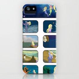 Little Sea Lady I iPhone Case