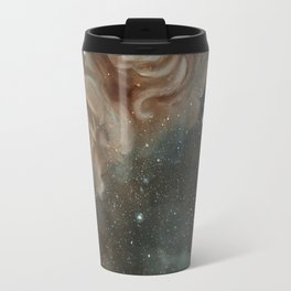 Blurry Flower Night VI Travel Mug