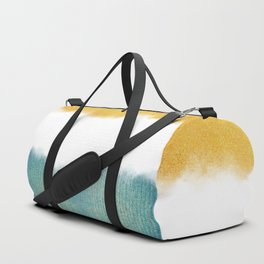 Teahupo'o, sea and sand Duffle Bag