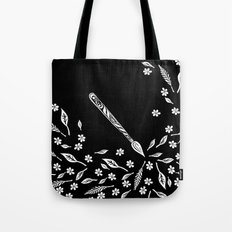 Painting Nature Tote Bag