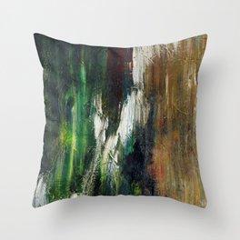 Crude Throw Pillow