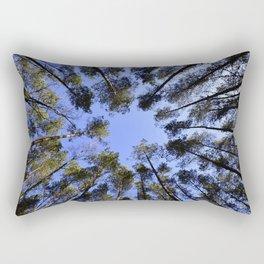 Tree Sky Rectangular Pillow