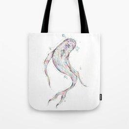 Colorful Koi Tote Bag