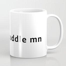 Paddle MN Coffee Mug