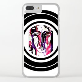 Untitled Works By Jennifer Henderson Clear iPhone Case