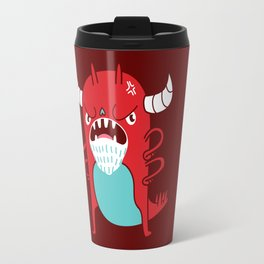 Monster Nagging Travel Mug