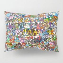 pokeman Pillow Sham