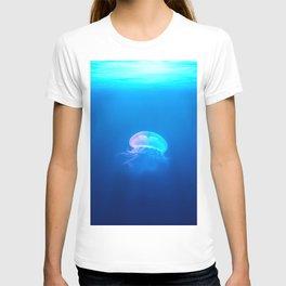 A Jellyfish T-shirt