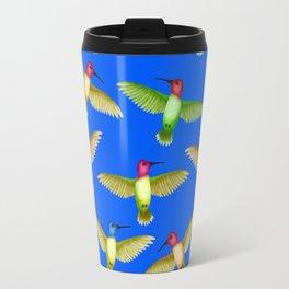 HUMMINGBRID TOTEM Travel Mug