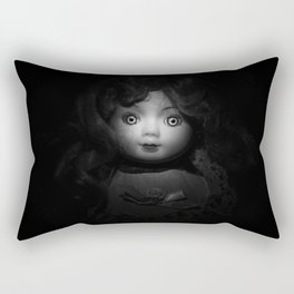 Doll III Rectangular Pillow