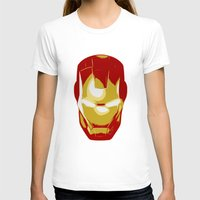 ironman T-shirts featuring Ironman by Adel