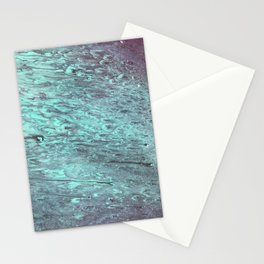Methane Waves Stationery Cards