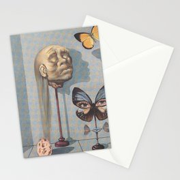 La limite 'O limite' Stationery Cards