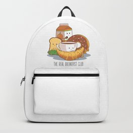 The Real Breakfast Club Backpack