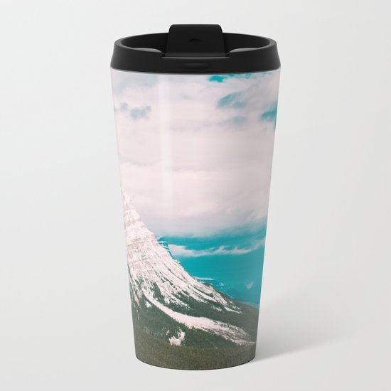 nature 2 Metal Travel Mug
