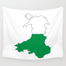Wales and the Dragon Wall Tapestry
