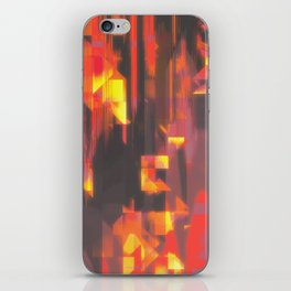Turn To Ashes iPhone Skin