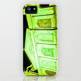 Church of Holy Week. iPhone Case