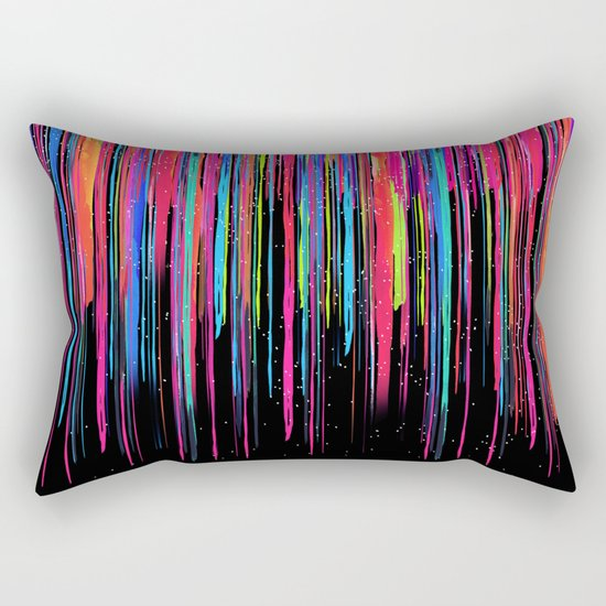 Drips Rectangular Pillow