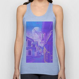 City Pop Kyoto Unisex Tank Top