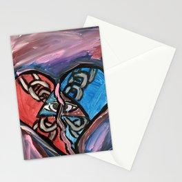 3rd eye love Stationery Cards