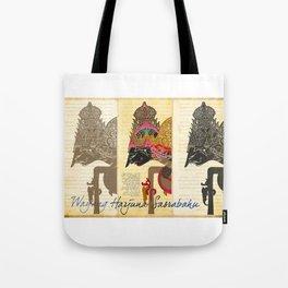 Harjuna Sasrabahu Tote Bag