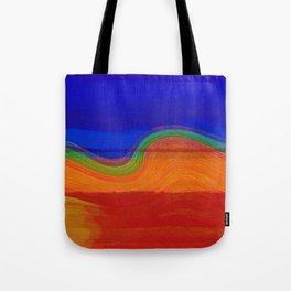 Venus Wind Tote Bag