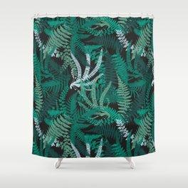 Plantlife Shower Curtain