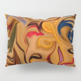 Liquid Colours (1) Pillow Sham