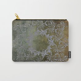 Baroque Mandala Carry-All Pouch