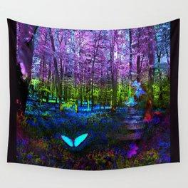 Return to Wonderland Wall Tapestry