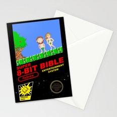 8-bit Bible Stationery Cards