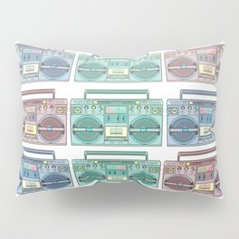 """""""I CAN'T LIVE WITHOUT MY RADIO"""" Pillow Sham"""
